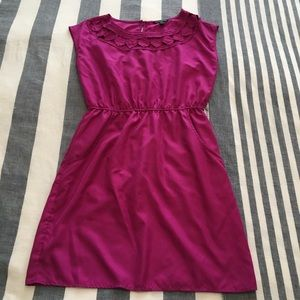 Magenta Dress from Gap